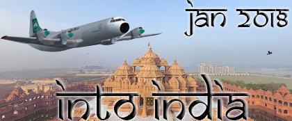 INTO INDIA  JAN 2018