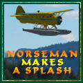 Awarded upon Completion of Noreseman Makes A Splash