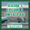 Awarded upon completion of S1 E1 Buffalo Air Revisited