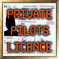 Private Pilots Licence Award
