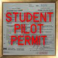Student Pilot Permit Award